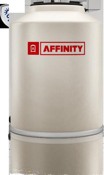 Tanque Affinity plástico