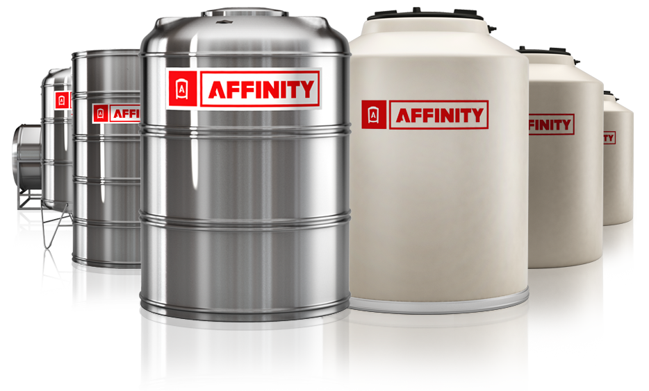Tanques Affinity